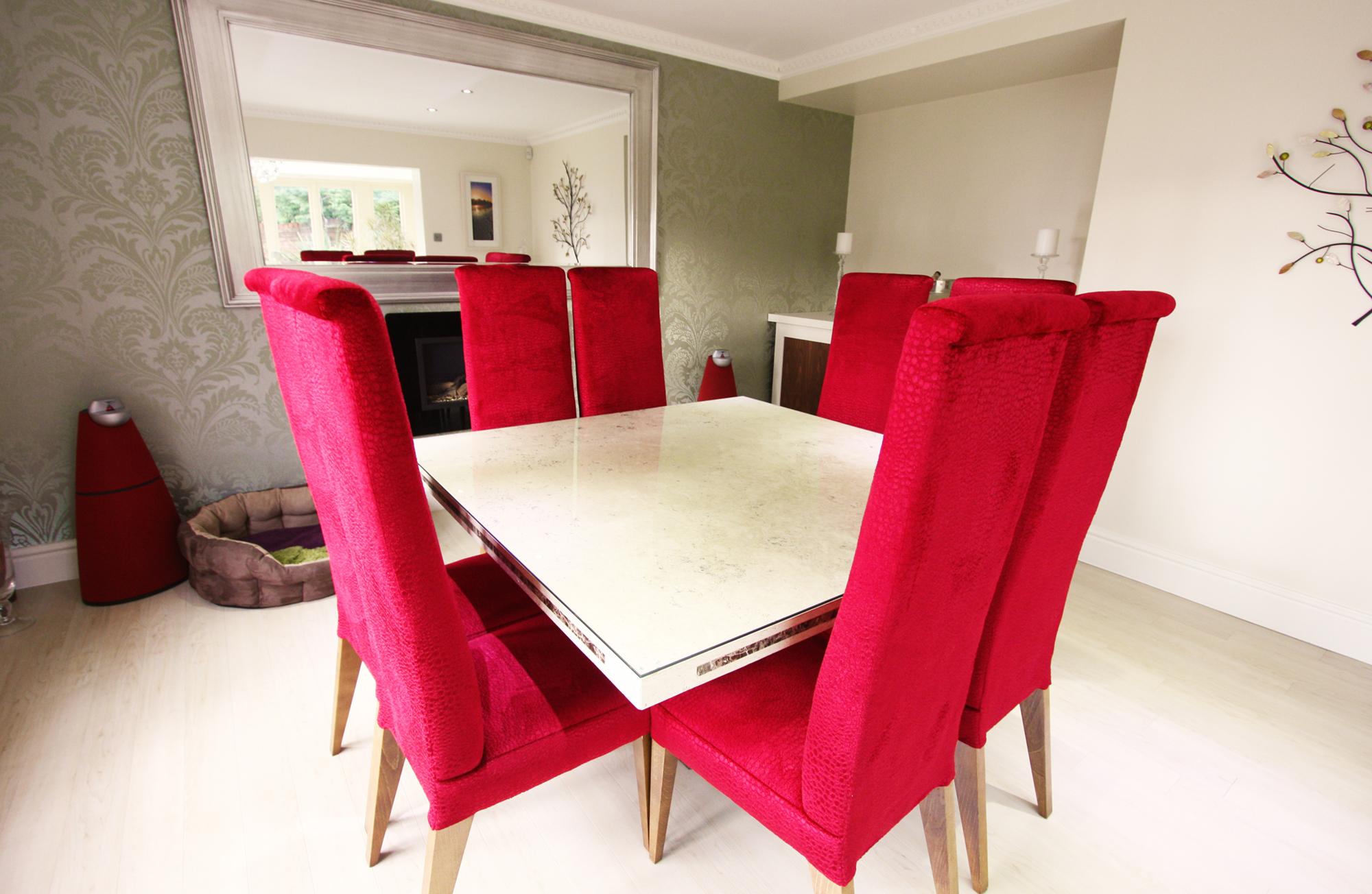 Bespoke Dining Room Furniture