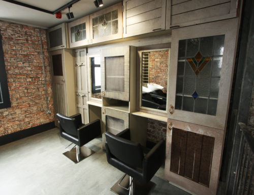 Base Salon creates new opportunities for passionate apprentices