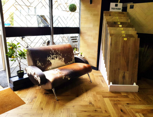 Jacob Bespoke Furniture and Steven Rogers Woodflooring team up!