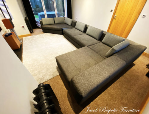 Contemporary Style Hand Quilted Sofa's, Wilmslow.