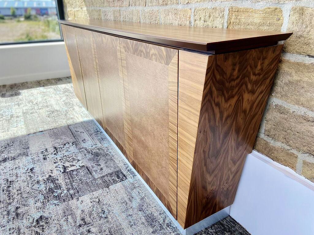 Walnut Buffet Sideboard